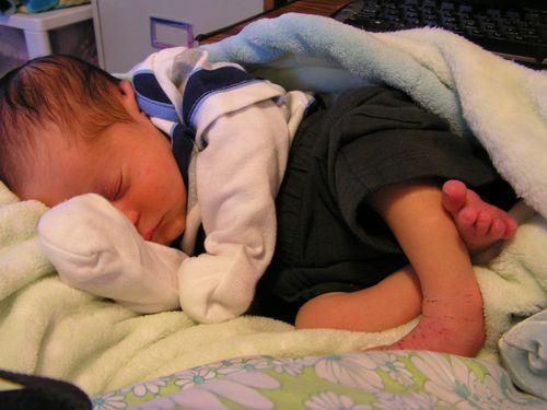 Malcolm's Birth 041
