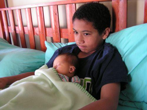 Malcolm's Birth 049